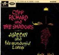 Cliff Richard - Aladdin And His Wonderful Lamp (33SX 1676)
